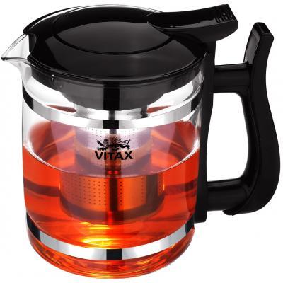 Картинка для Заварочный чайник Vitax Compton 1.5 л VX-3302