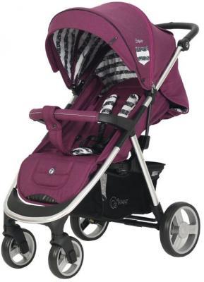 Купить Коляска прогулочная Rant Cospia Trends RA058 (lines purple), пурпурный, Прогулочные коляски
