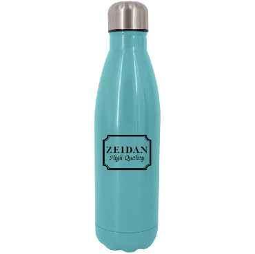 Термобутылка Zeidan Z-9068 0,50л голубой цены