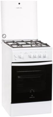 лучшая цена Газовая плита Greta 1470 исп №07 белый