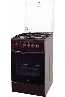 лучшая цена Газовая плита Greta 1470 исп №07 коричневый