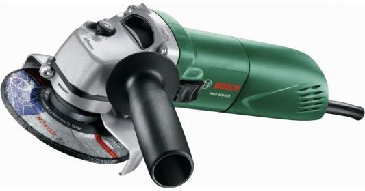 Углошлифовальная машина Bosch PWS 650-125 125 мм 650 Вт углошлифовальная машина bosch pws 650 125 125 мм 650 вт