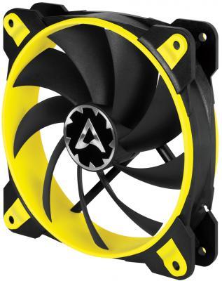 Case fan ARCTIC BioniX F120 (Yellow) 3-х фазный мотор - retail (ACFAN00094A) case fan arctic p12 pwm pst white transparent retail acfan00132a