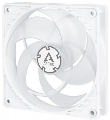 Case fan ARCTIC P12 PWM (white/transparent)- retail (ACFAN00131A) вентилятор noctua nf p12 pwm