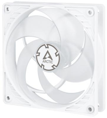 Case fan ARCTIC P12 PWM PST (white/transparent)- retail (ACFAN00132A) вентилятор noctua nf p12 pwm