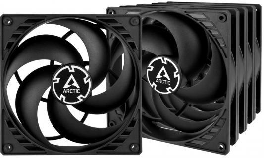 Case fan ARCTIC P14 Value Pack (black/black) (ACFAN00136A) portable mini usb black ultra quiet desk cooling fan cooler for pc laptop notebook