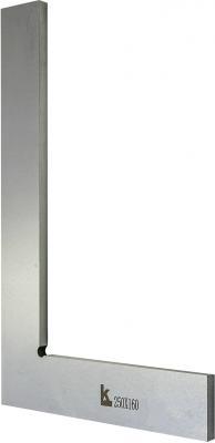 Угольник поверочный КАЛИБРОН УП 250х160 кл2 2 кл. точности с плоским основанием цена