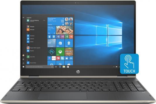 Ноутбук HP Pavilion 15x360 (тонкая рамка) 15-cr0005ur 15.6 1920x1080 (IPS, сенсорный),Intel Core i5-8250U 1.6GHz, 8Gb,