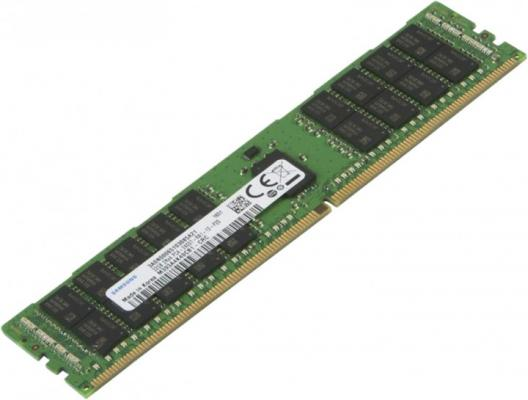 Оперативная память 32Gb (1x32Gb) PC4-19200 2400MHz DDR4 DIMM ECC Registered CL17 Samsung M393A4K40CB1-CRC0Q