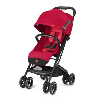 Купить Коляска прогулочная GB Qbit+ (cherry red), красный, Прогулочные коляски