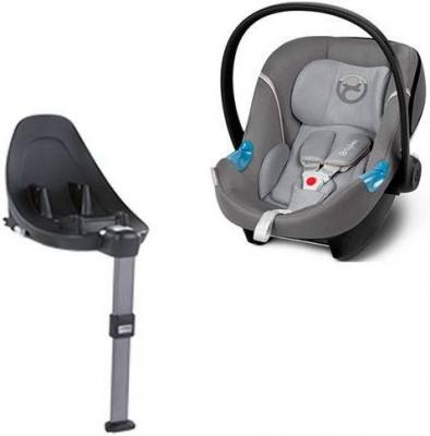Автокресло Cybex Aton M i-Size (manhattan grey) автокресло cybex juno m fix manhattan grey