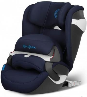 Автокресло Cybex Juno M-Fix (indigo blue) offex home office lucent task chair chrome indigo blue