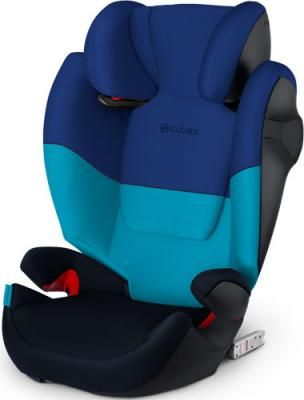 Автокресло Cybex Solution M-Fix (blue moon) автокресло cybex solution x blue moon
