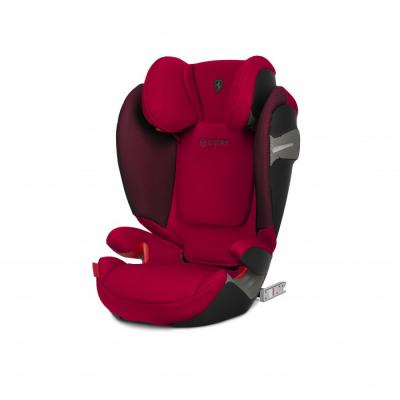 Автокресло Cybex Solution Solution X2-Fix FE (ferrari racing red) автокресло sybex solution m fix rebel red