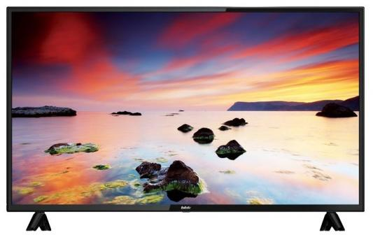 цена на Телевизор LED BBK 43 43LEX-5043/FT2C черный/FULL HD/50Hz/DVB-T/DVB-T2/DVB-C/USB/WiFi/Smart TV (RUS)