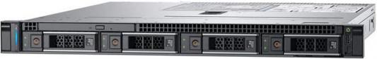Сервер Dell PowerEdge R340 1xE-2124 1x8Gb x4 1x1.2Tb 10K 2.5 SAS RW H330 iD9Ex 1G 2P 1x350W 3Y NBD (210-AQUB-5)