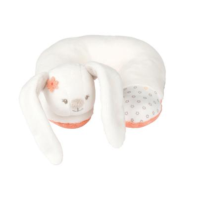 Подушка-подголовник Nattou Neck pillow Mia Basile Кролик 562331 high neck fit