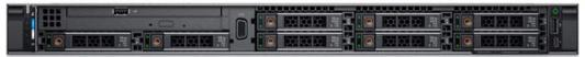 Сервер Dell PowerEdge R440 1x4116 1x16Gb 2RRD x8 1x1.2Tb 10K 2.5 SAS RW H730p LP iD9En 1G 2P 1x550W 3Y NBD (210-ALZE-48) original for dell 0x836m x836m poweredge r510 8 bay sas riser board backplane cn 0x836m fully tested