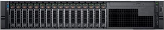 Сервер Dell PowerEdge R740 1x4114 12x16Gb x16 1x1.2Tb 10K 2.5 SAS H730p mc iD9En 5720 QP 1x750W 3Y PNBD Conf-1 (210-AKXJ-28)