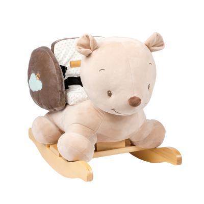 Качалка Nattou Mia Basile Мишка (562249) цена