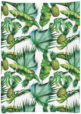 Купить Пеленальный матрас без изголовья на кровать 70см Ceba Baby Flora Fauna W-200 (pina), рисунок, Матрасы