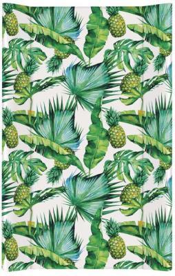 Купить Пеленальный матрас без изголовья на кровать 80 см Ceba Baby Flora Fauna W-210 (pina), рисунок, Матрасы