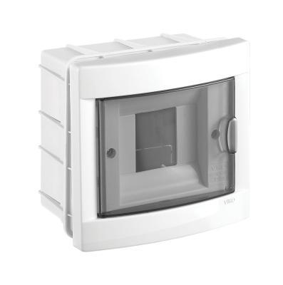 Бокс PANASONIC 90912004 на 4 автомата с/п VI-KO светильник потолочный arte lamp campana 4 х e14 40 w a9557pl 4cc