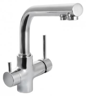 Смеситель LEMARK COMFORT LM3061C для кухни с подключением к фильтру питьевой воды, хром смеситель для кухни с подключением к фильтру lemark villa lm4861b