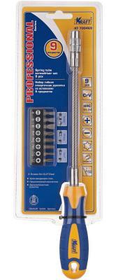 цена на Отвертка шлицевая крестообразная Torx Kraft КТ 700469