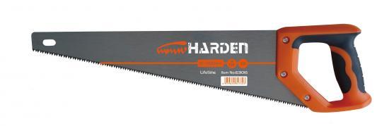 Купить Ножовка HARDEN 631120 пила ручная профессиональная зуб 3d 570 мм