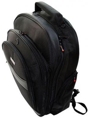 Рюкзак для ноутбука 15.4 Incase Thorn TZ25-5G нейлон черный рюкзак для ноутбука 17 incase city collection нейлон черный cl55450