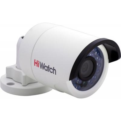 Видеокамера IP Hikvision HiWatch DS-I120 8-8мм цветная видеокамера ip hikvision ds 2cd2822f