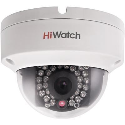 Фото - Видеокамера IP Hikvision HiWatch DS-I122 12-12мм цветная ip видеокамера hiwatch ds i128 1252475 2 8 12 мм