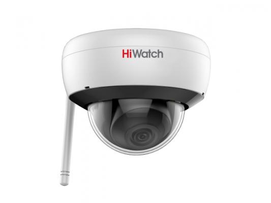 Видеокамера IP Hikvision HiWatch DS-I252W 4-4мм цветная все цены