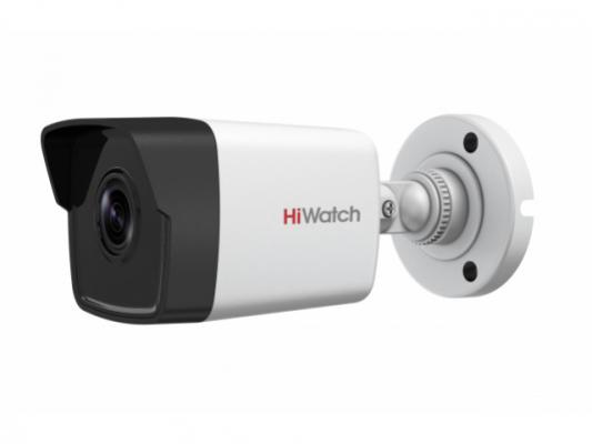 Фото - Видеокамера IP Hikvision HiWatch DS-I400 2.8-2.8мм цветная ip видеокамера hiwatch ds i128 1252475 2 8 12 мм