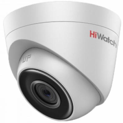 Фото - Видеокамера IP Hikvision HiWatch DS-I253 2.8-2.8мм цветная ip видеокамера hiwatch ds i128 1252475 2 8 12 мм