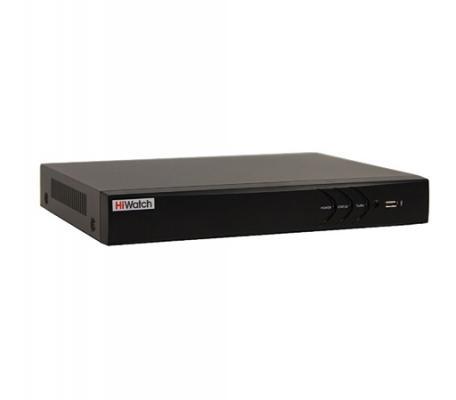 Видеорегистратор Hikvision HiWatch DS-N304 видеорегистратор hikvision hiwatch ds h216q