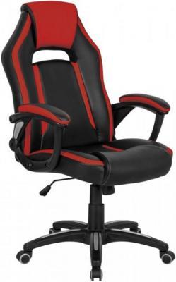 Кресло игровое Бюрократ CH-829/BL+RED черный/красный искусственная кожа цена в Москве и Питере