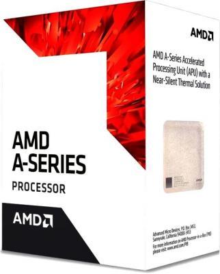 Процессор AMD A6 7480 FM2+ (AD7480ACABBOX) (3.8GHz/AMD Radeon R5) Box amd a6 5400k trinity 2 ядра 3600мгц