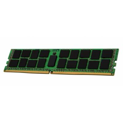 Kingston for HP/Compaq (835955-B21 838089-B21) DDR4 RDIMM 16GB 2666MHz ECC Registered Dual Rank Module модуль памяти kingston kth pl424e 16g for hp compaq ddr4 dimm 16gb pc4 19200 2400mhz ecc module