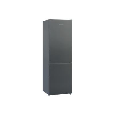 Холодильник SHIVAKI BMR-1851NFX нержавеющая сталь shivaki холодильник shivaki shrf 601sdw нержавеющая сталь двухкамерный