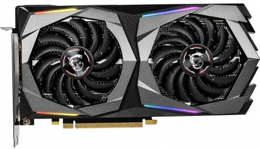 Видеокарта MSI nVidia GeForce RTX 2060 GAMING Z PCI-E 6144Mb GDDR6 192 Bit Retail (RTX 2060 GAMING Z 6G)