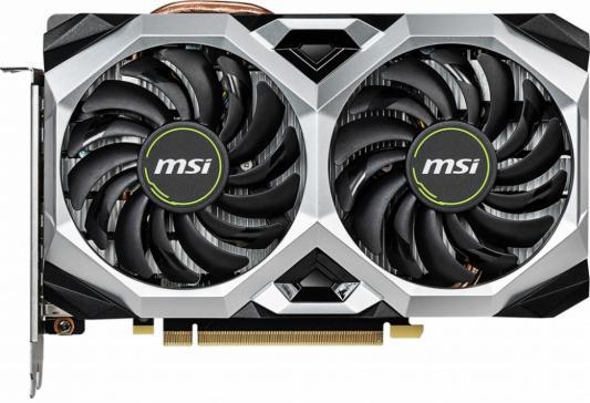 Видеокарта MSI nVidia GeForce RTX 2060 VENTUS XS OC PCI-E 6144Mb GDDR6 192 Bit Retail видеокарта msi nvidia geforce rtx 2060 aero itx oc pci e 6144mb gddr6 192 bit retail rtx 2060 aero itx 6g oc