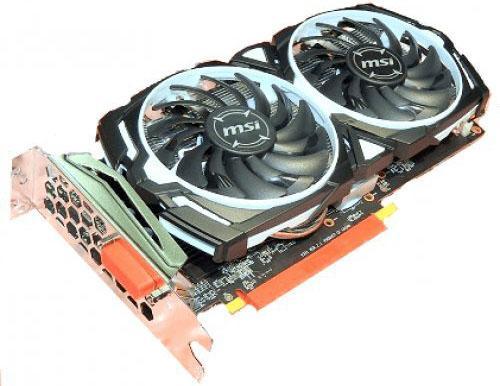 Видеокарта MSI Radeon RX 580 MINER PCI-E 8192Mb GDDR5 256 Bit OEM