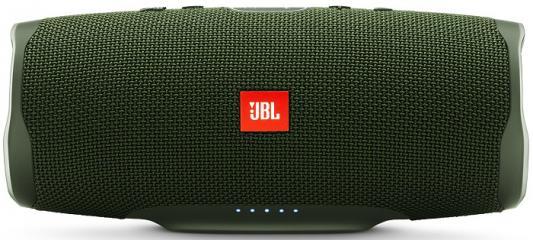Динамик JBL Портативная акустическая система JBL Charge 4 зеленый акустическая система jbl charge 3 бирюзовый jblcharge3tealeu