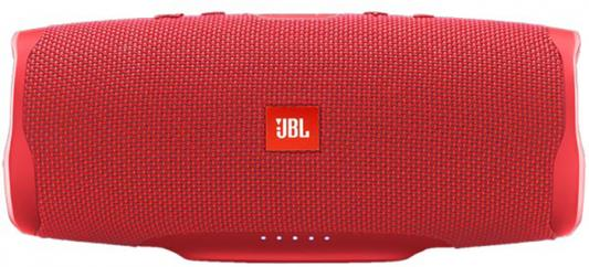Динамик JBL Портативная акустическая система JBL Charge 4 красная jbl charge 2 teal портативная акустическая система