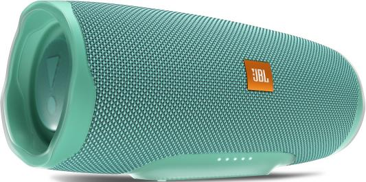 Динамик JBL Портативная акустическая система JBL Charge 4 бирюзовая