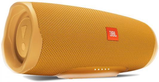 Динамик JBL Портативная акустическая система JBL Charge 4 желтый jbl charge 2 teal портативная акустическая система