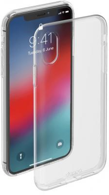 Накладка Deppa Gel Case для iPhone XR прозрачный 85354