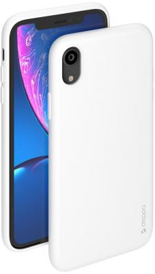 Накладка Deppa Gel Color Case для iPhone XR белый 85366